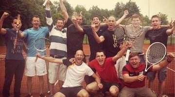 Aufstieg der Herrnmannschaft 2012!