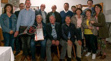 40 Jahre Tennisabteilung