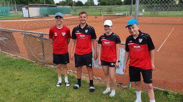 Junioren spielen 3:3 beim FC Holzheim
