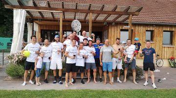 Etzenrichter und BSC'ler feierten gemeinsam Platz 1 & 2